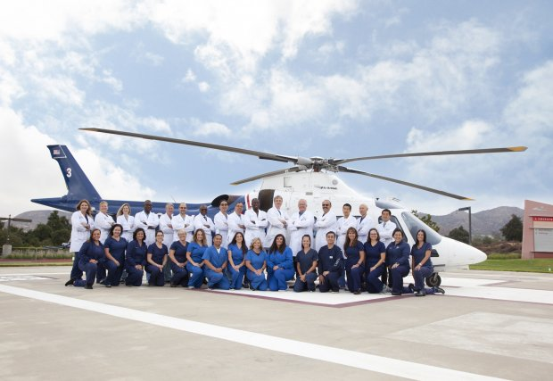Inland Valley Medical Center Receives Verification as a Level II Trauma Center
